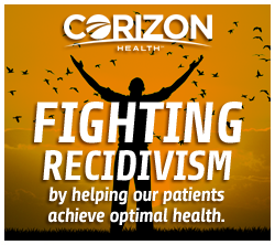 Fighting recidivism by helping our patients achieve optimal health