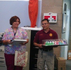 Detention center nurse wins 2012 Corizon spotlight award